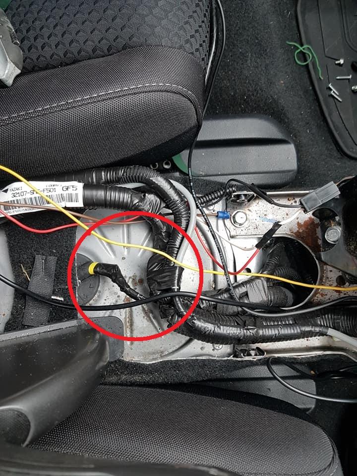 Fuel - 1.8 PETROL FUEL FILTER How to replace it | 2006+ Honda Civic Forum2006+ Honda Civic Forum