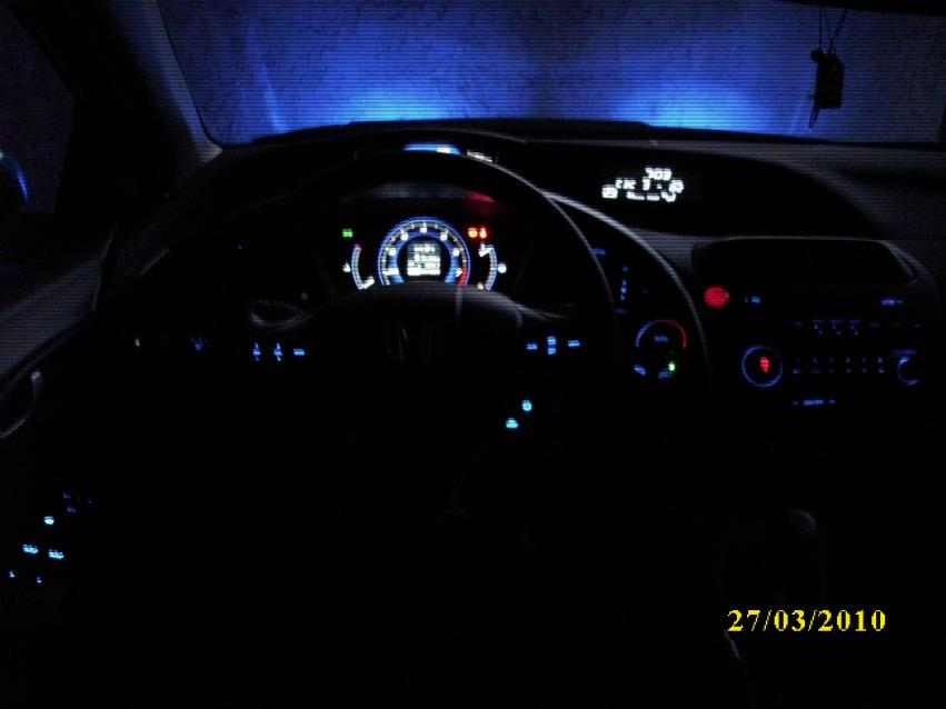 Fits Honda Civic Type R FK2 RED Premium Interior LED Kit Bright SMD Bulbs