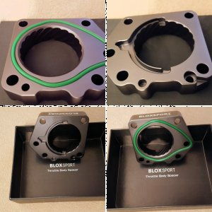 Throttle-Body-Spacer