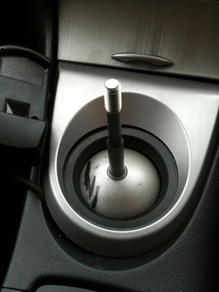 2007 honda civic manual shift knob